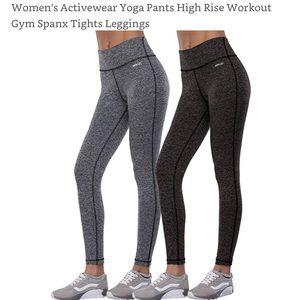 Pants - 2 pairs of running leggings